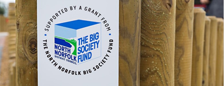 Supported by a grant from The Big Society Fund
