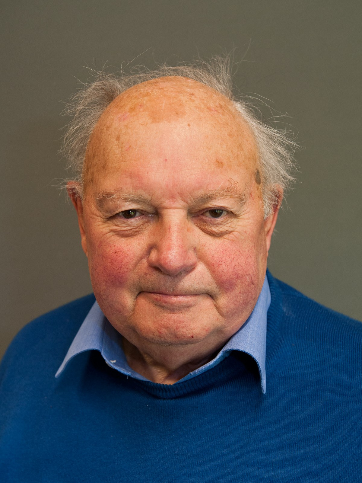 Photo of Councillor Norman Smith