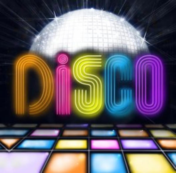 disco free clipart.png