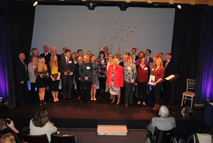 Big Society Volunteer Awards 2017