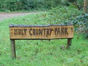Easter fun at Holt Country Park