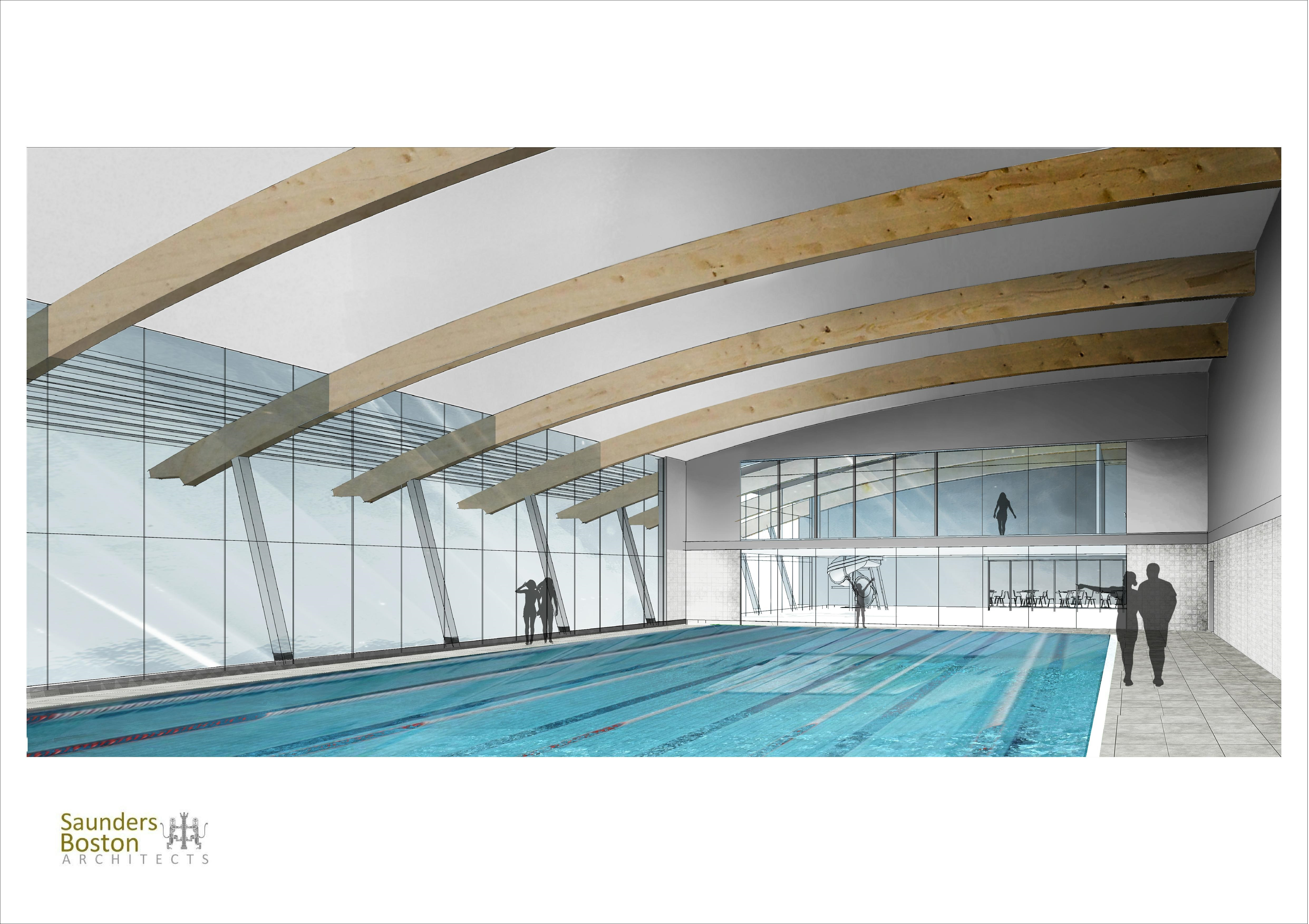 Home public invited to comment on proposed new multi million pound leisure facility Public swimming pools norfolk