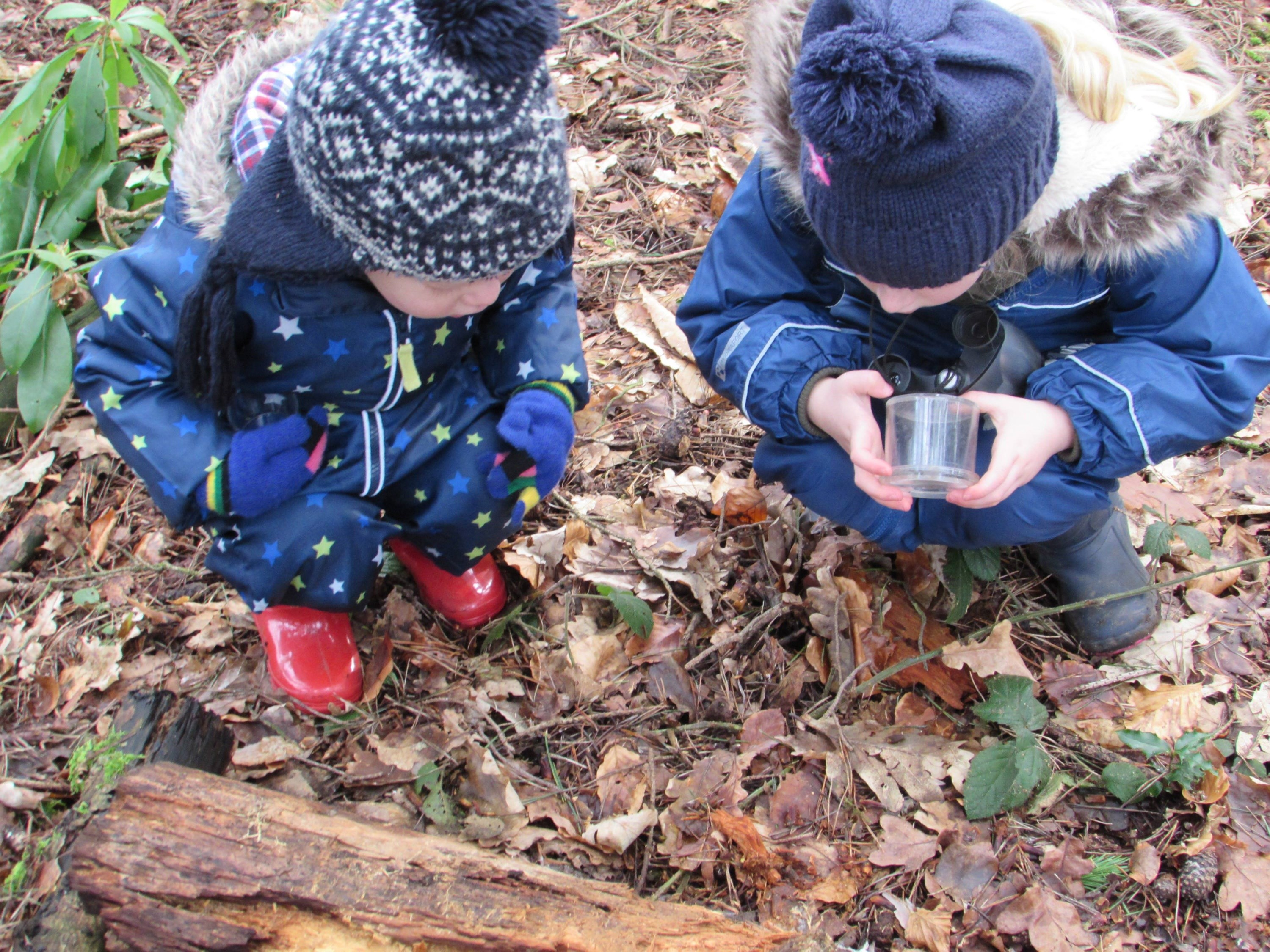 Explore and learn about the countryside this Easter