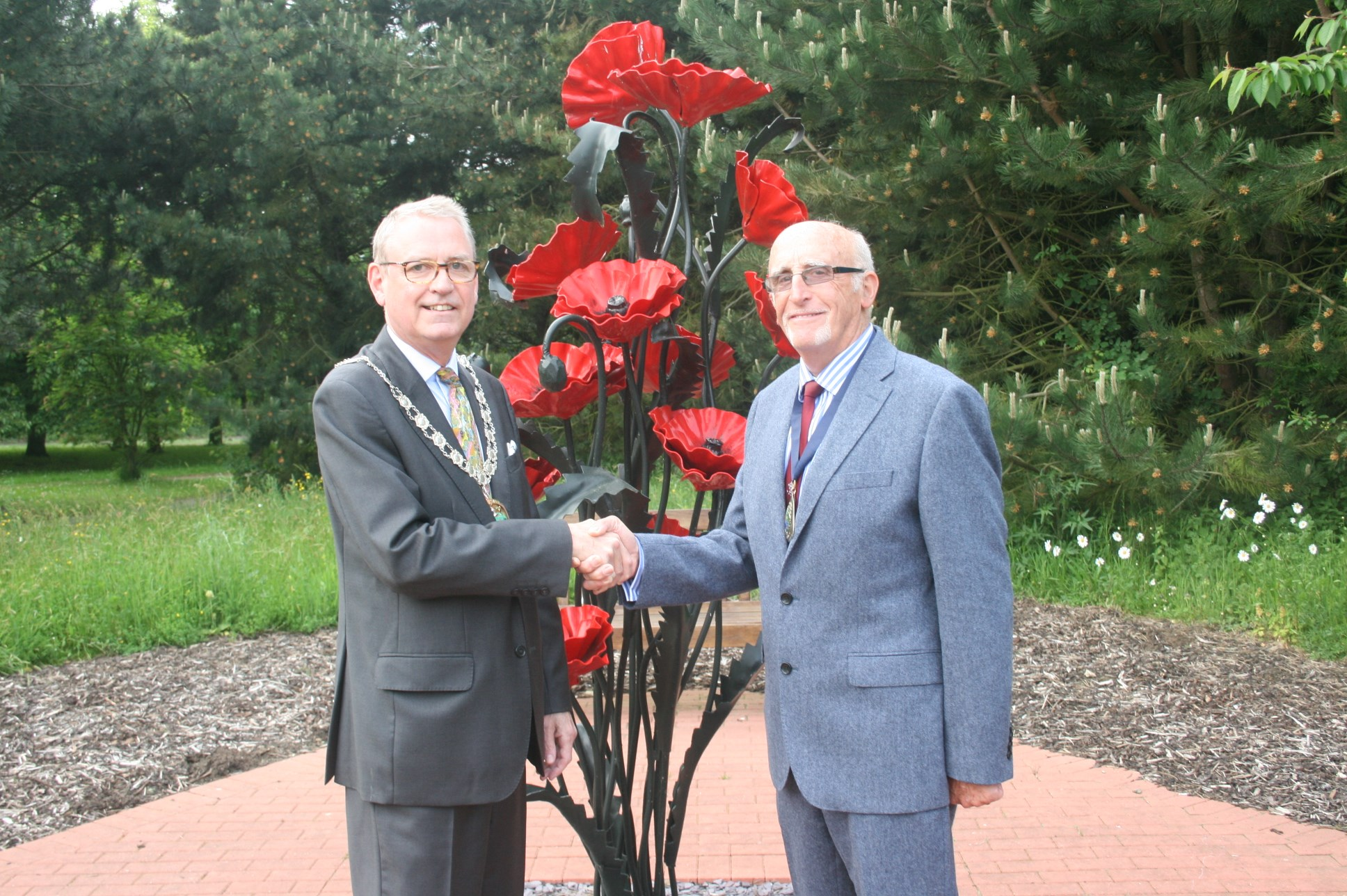 New Chairman and Vice-Chairman at North Norfolk District Council