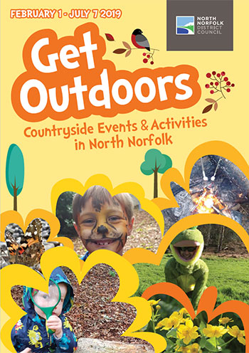 Get Outdoors front cover