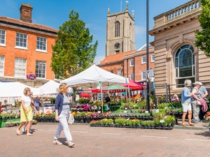 Market Towns Initiative: Nine projects to improve four North Norfolk market towns approved