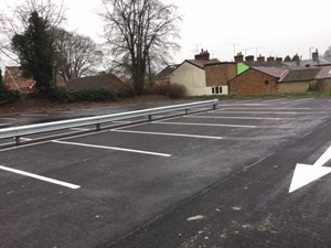 Work on car park completed following significant investment