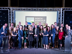 North Norfolk Business Awards celebrate the best in class