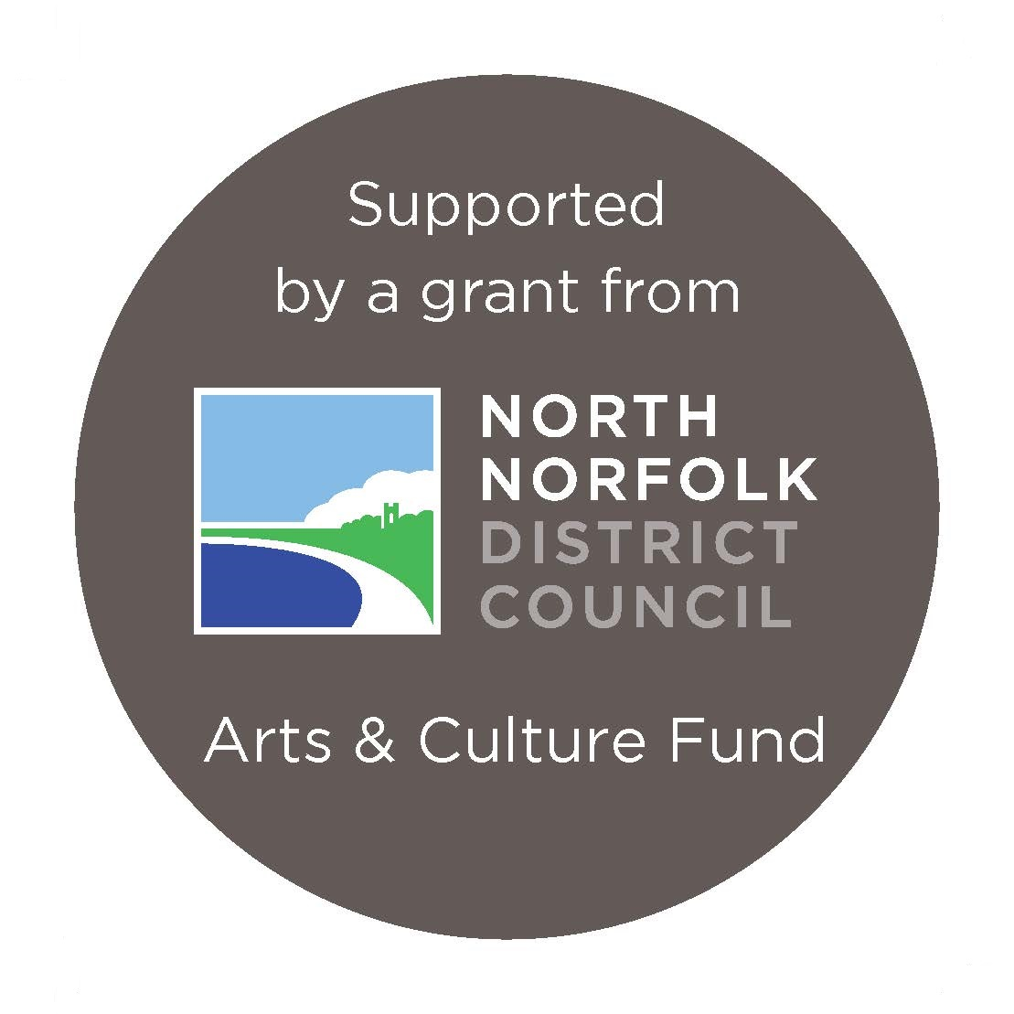 Arts and Culture fund logo