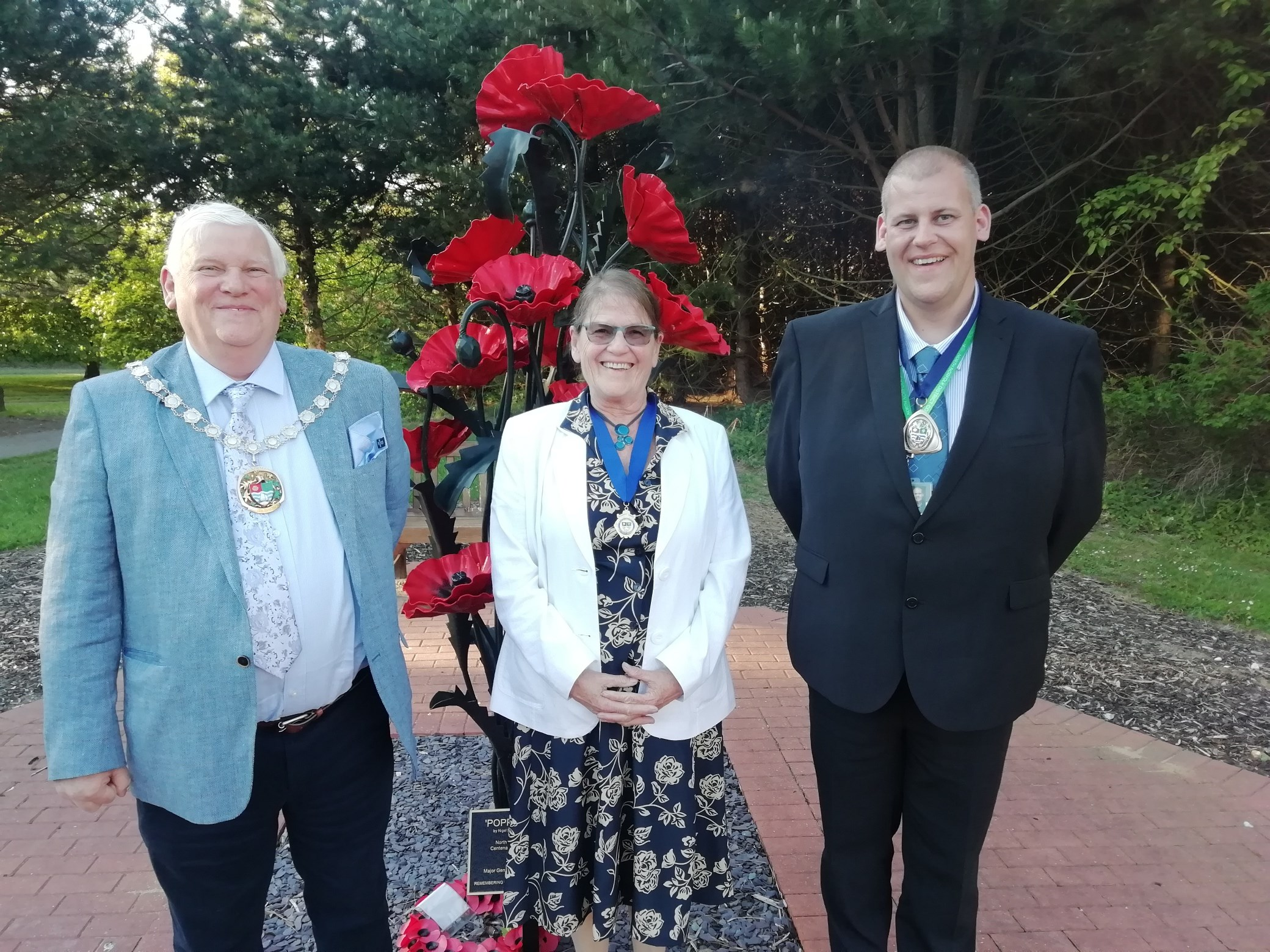 New Chairman and Vice-Chairman for North Norfolk District Council