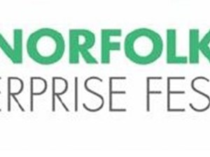 Tickets available for Norfolk Enterprise Festival