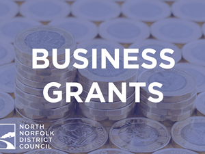 Discretionary Grant Fund reaches £1 million pounds in financial support for North Norfolk businesses