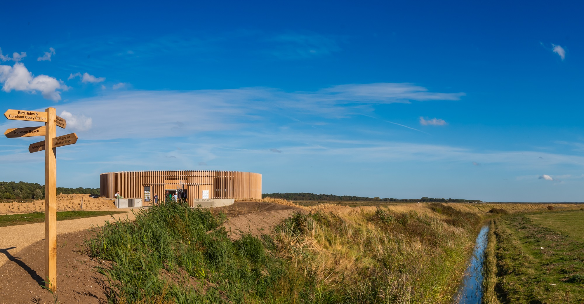 The Lookout at Holkham