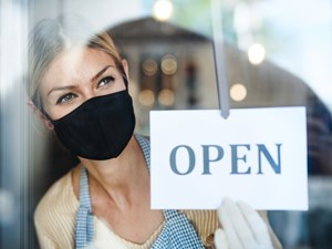 Council support for preparing to re-open your business